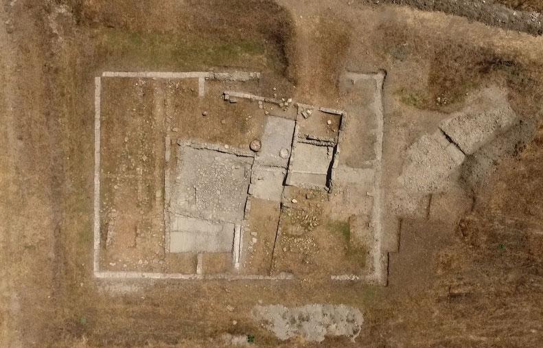 Conclusi scavi annuali nel Santuario di Hera alla foce del Sele a Paestum