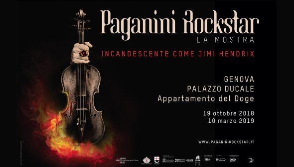Genova, a Palazzo Ducale la mostra blockbuster che mette a paragone Paganini e Jimi Hendrix