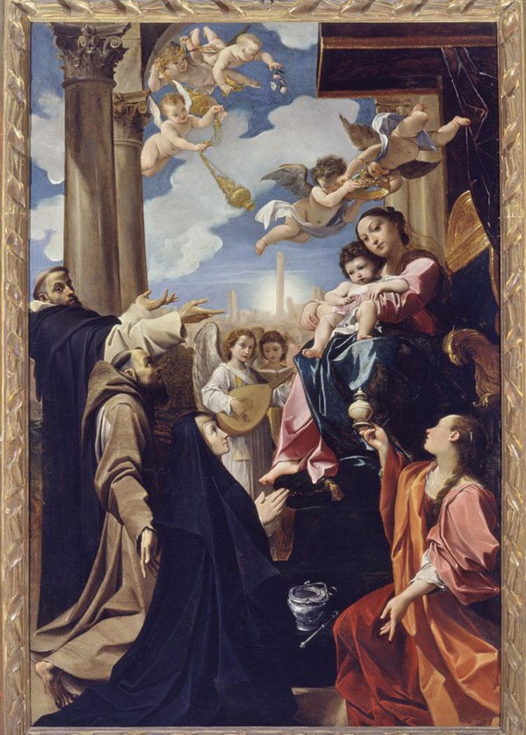 Pinacoteca Nazionale di Bologna: in mostra I Carracci tra natura e storia