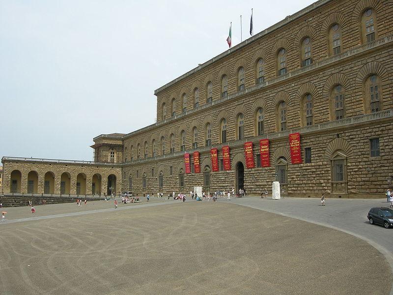 Firenze, al via i lavori di manutenzione sulle rampe di Palazzo Pitti