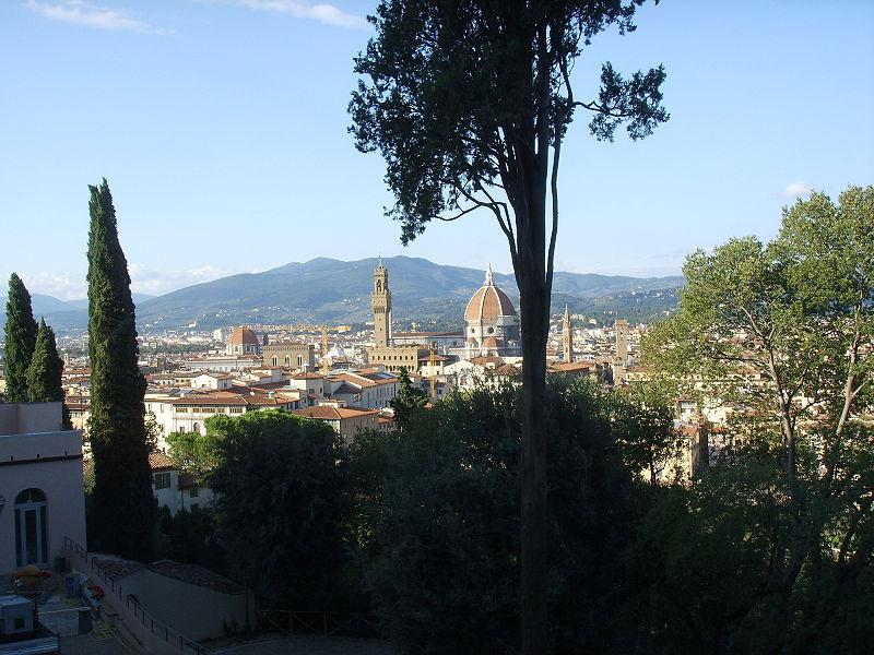 Firenze: ogni mercoledì di agosto ingresso gratuito a Villa Bardini