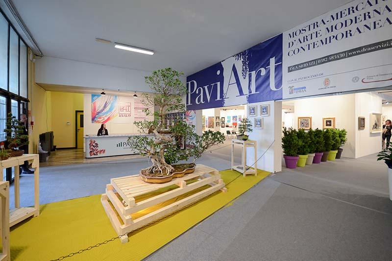 PaviArt, il 12 e il 13 maggio la sesta edizione della fiera d'arte moderna e contemporanea