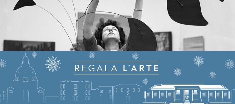 La Peggy Guggenheim Collection propone la Guggenheim Card come regalo di Natale