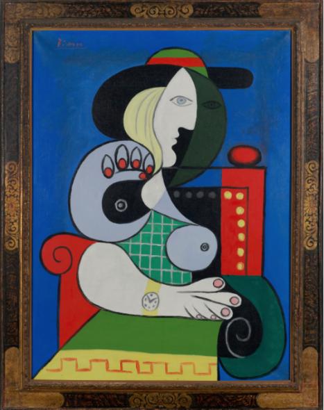La musa di Picasso è in mostra a Miami: il Pérez Art Museum espone la Femme à la montre