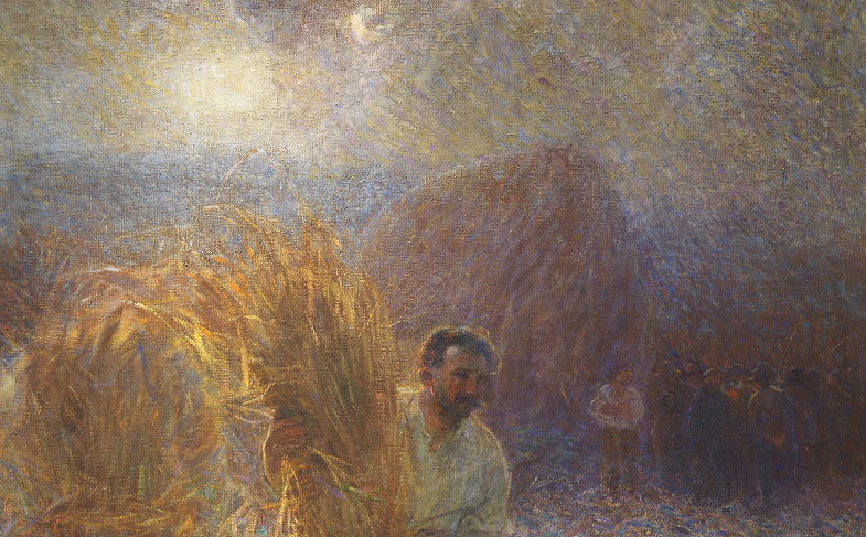 Il lavoro tra Ottocento e Novecento, a Carrara una grande mostra con dipinti da Fattori a Pellizza da Volpedo