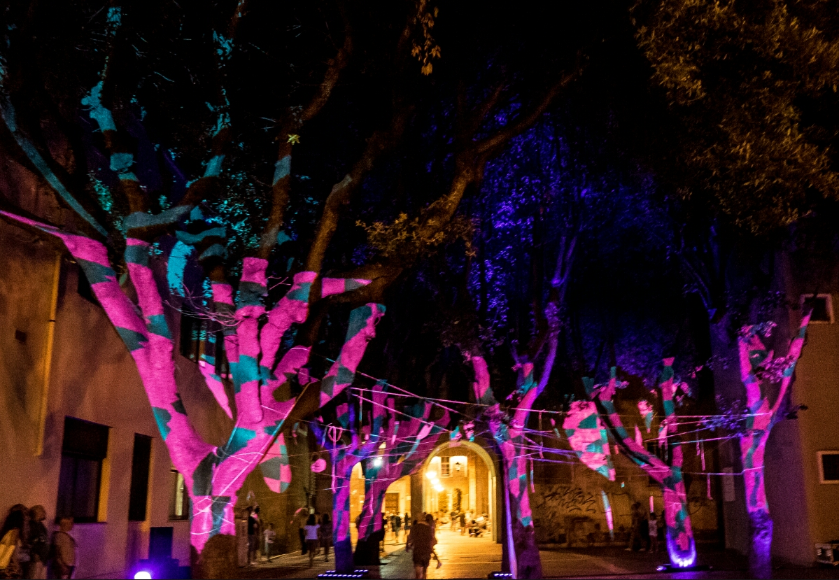Pomezia Light Festival ci porta in un futuro più smart e luminoso