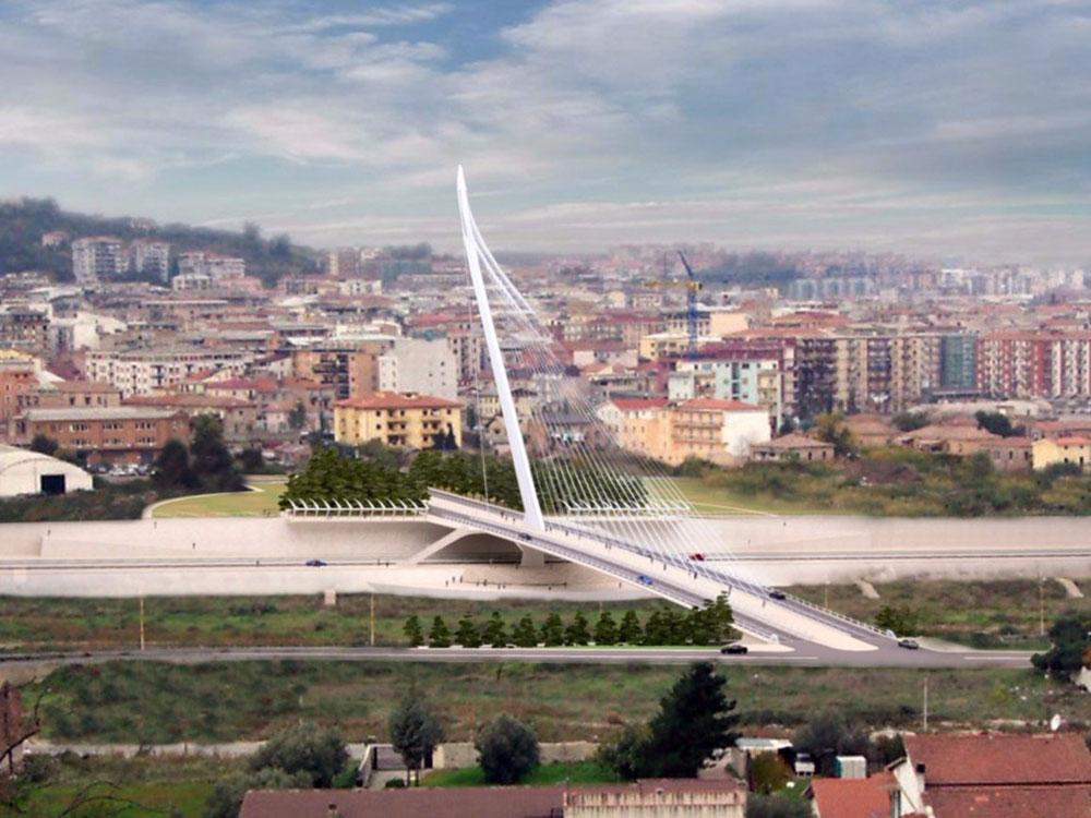 Cosenza: il 26 gennaio inaugura il nuovo ponte di Calatrava