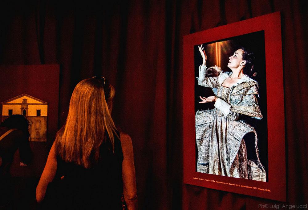 Prorogata la mostra Rossini150