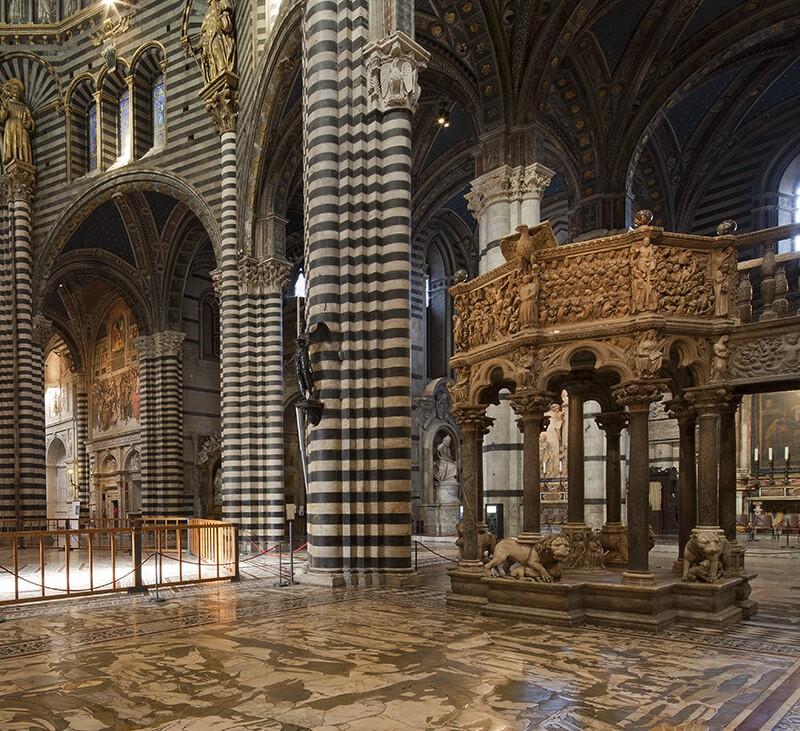 Duomo di Siena, termina il restauro del pulpito di Nicola Pisano: è una delle più importanti opere della storia dell'arte