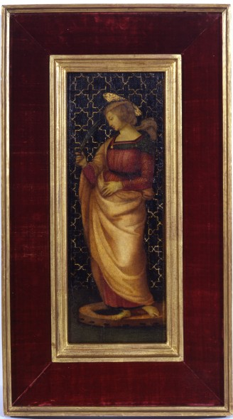 Un dipinto di Raffaello in trasferta per un mese in Lettonia