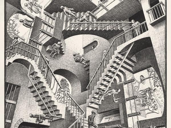 A Napoli una mostra su Maurits Cornelis Escher