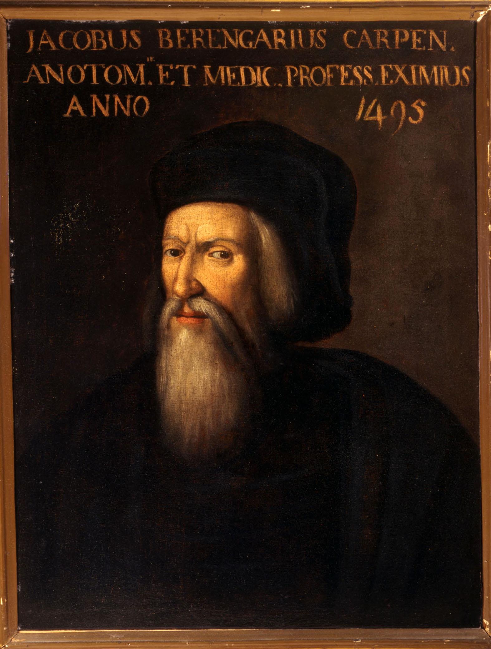 A Carpi una mostra su Berengario da Carpi, il medico del Rinascimento