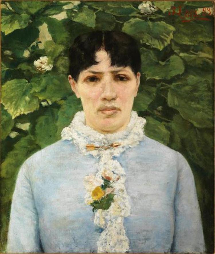 La figlia di un grande collezionista dona agli Uffizi un dipinto di Silvestro Lega