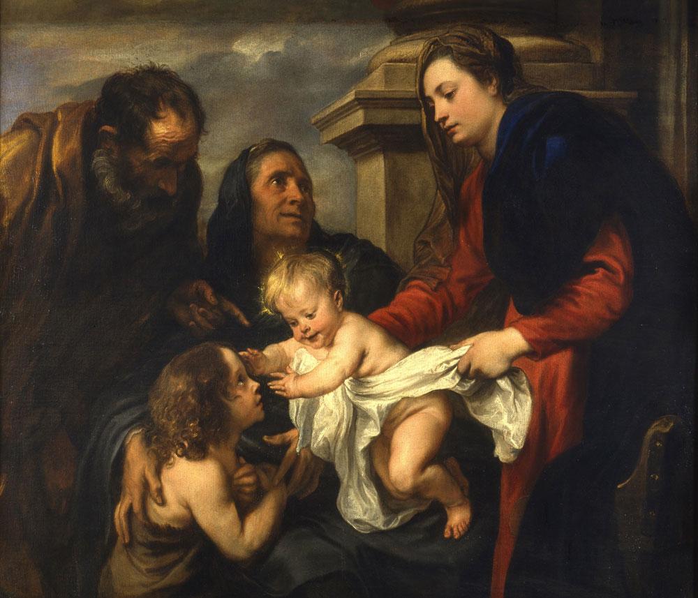 Prorogata fino all'8 luglio 2018 la mostra genovese Van Dyck e i suoi amici
