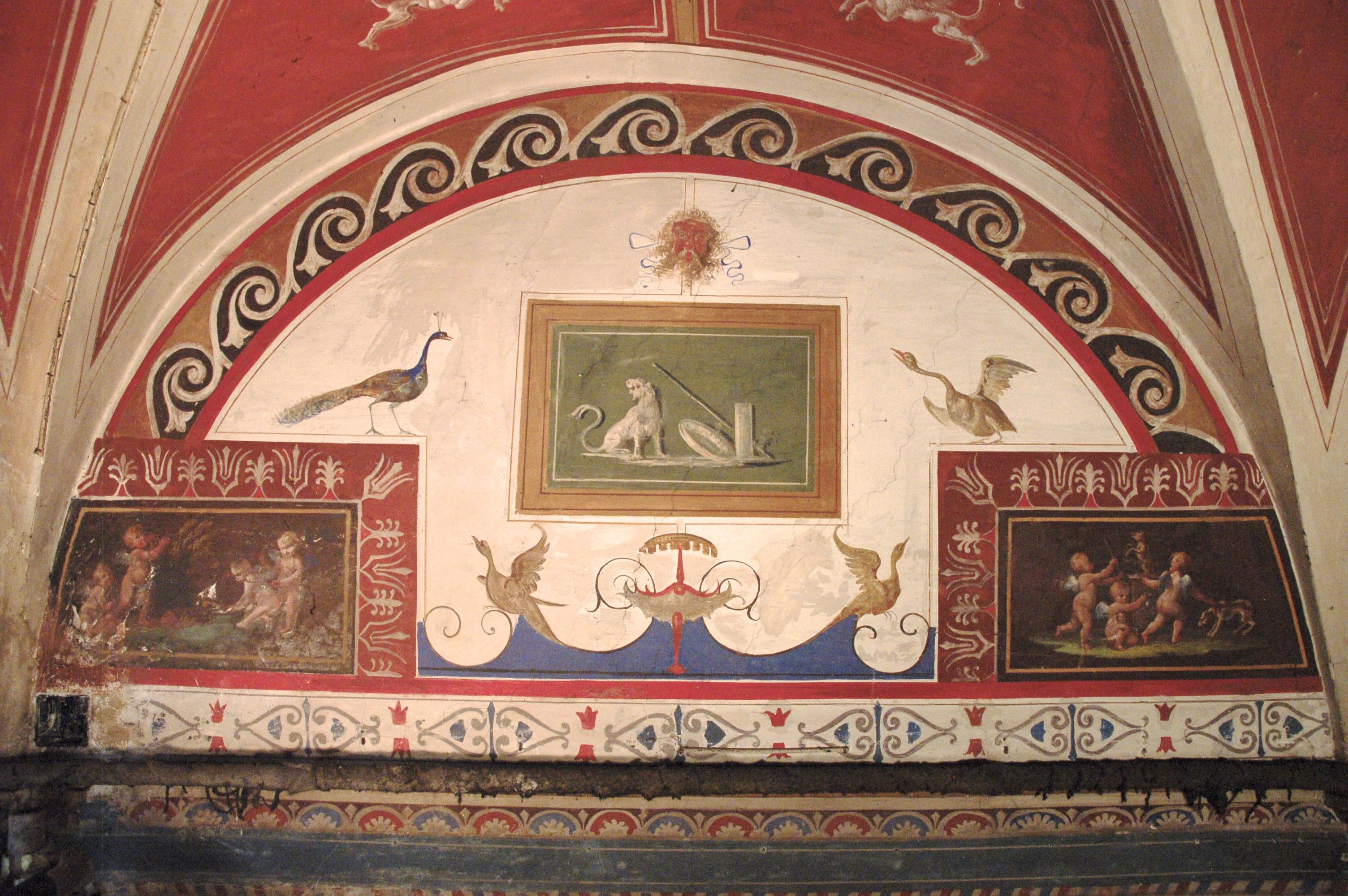 Roma, la Saletta Pompeiana di Villa Farnesina riapre al pubblico