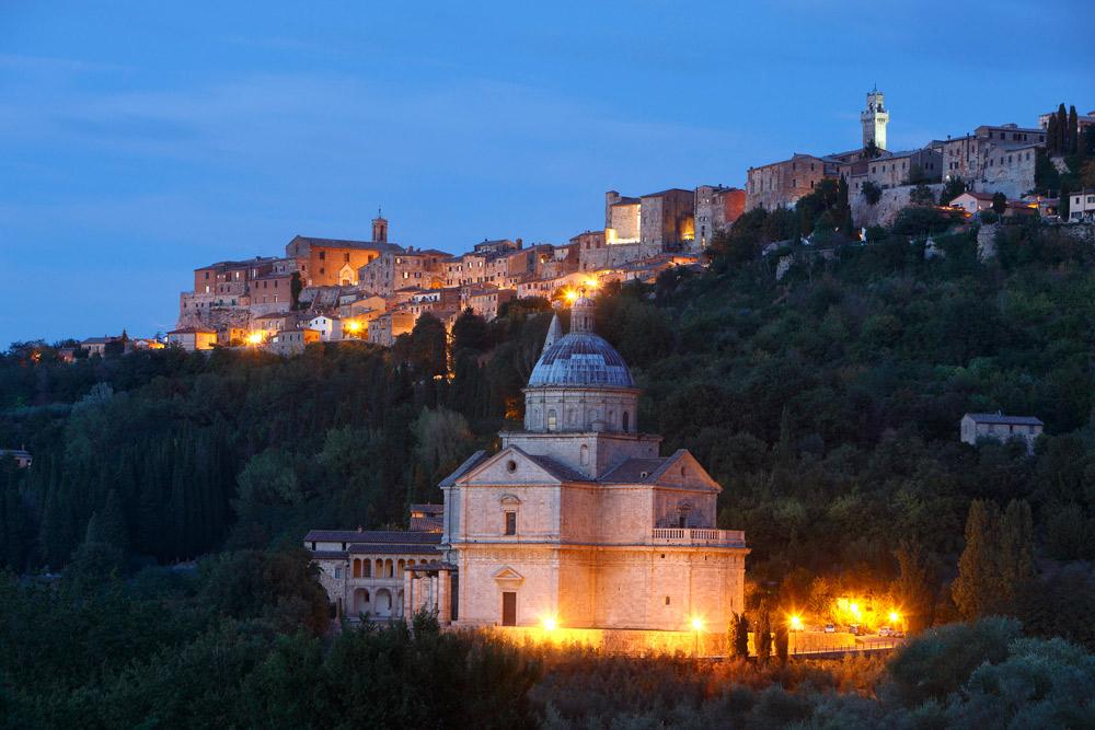Montepulciano, il tempio di San Biagio festeggia cinquecento anni con una grande mostra