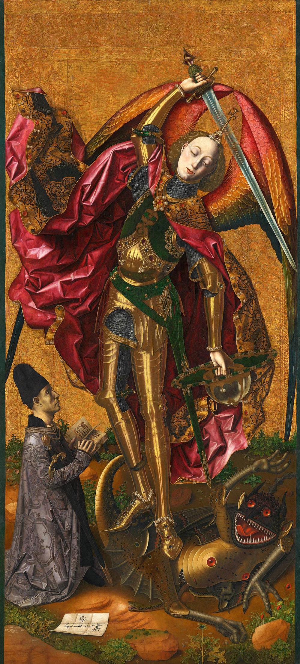 Il Prado omaggia per la prima volta con un'antologica Bartolomé Bermejo