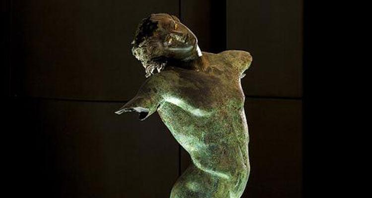 Nuova luce al Satiro danzante di Mazara del Vallo