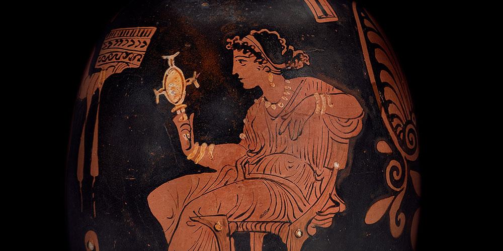 La seduzione nella cultura greca e magnogreca in mostra a Vicenza