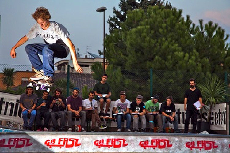 Skate the Museum: Palazzo Grassi a Venezia sarà un parco da skateboard