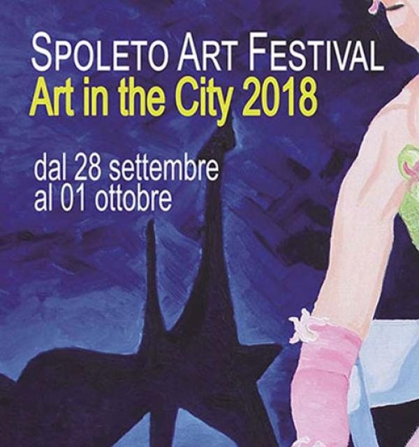 Spoleto Art Festival: arriva la decima edizione dell'evento d'arte, musica e letteratura