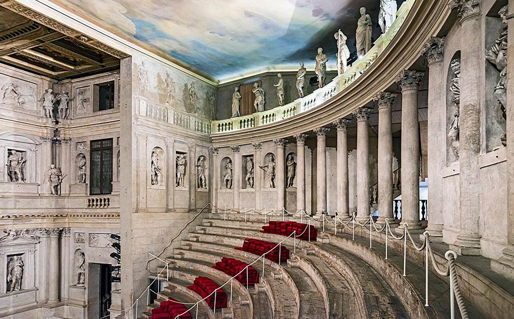 Non si trova un nuovo custode per il Teatro Olimpico di Vicenza