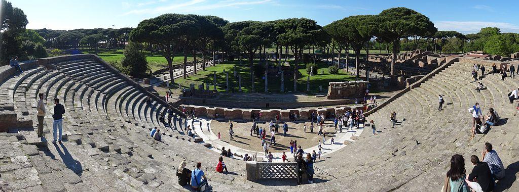 Al via la terza edizione di Ostia Antica Festival