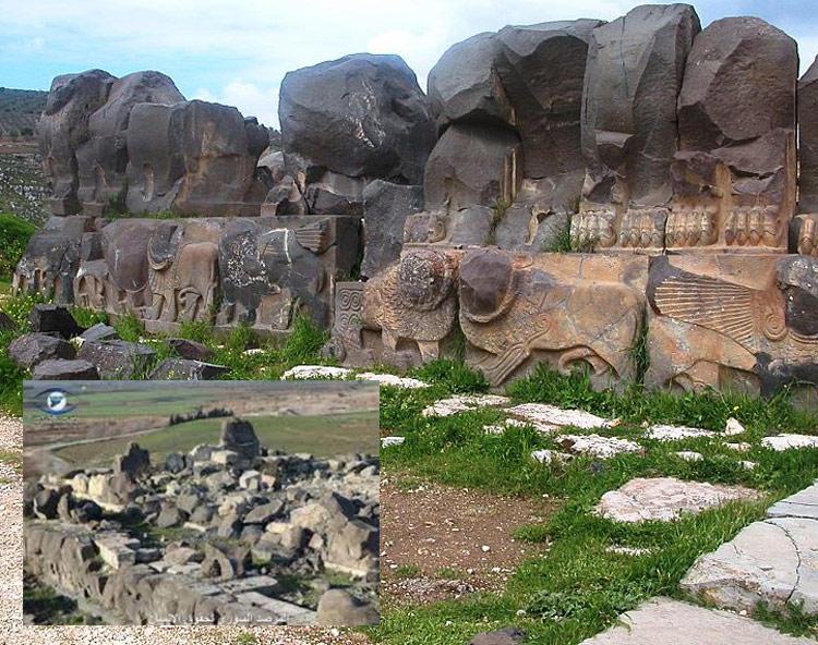 Siria, il tempio di Ain Dara distrutto da un attacco dell'aviazione turca