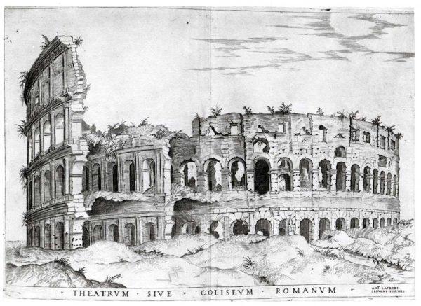 La Roma del Cinquecento nelle incisioni dello Speculum, in mostra alla Casa Buonarroti di Firenze