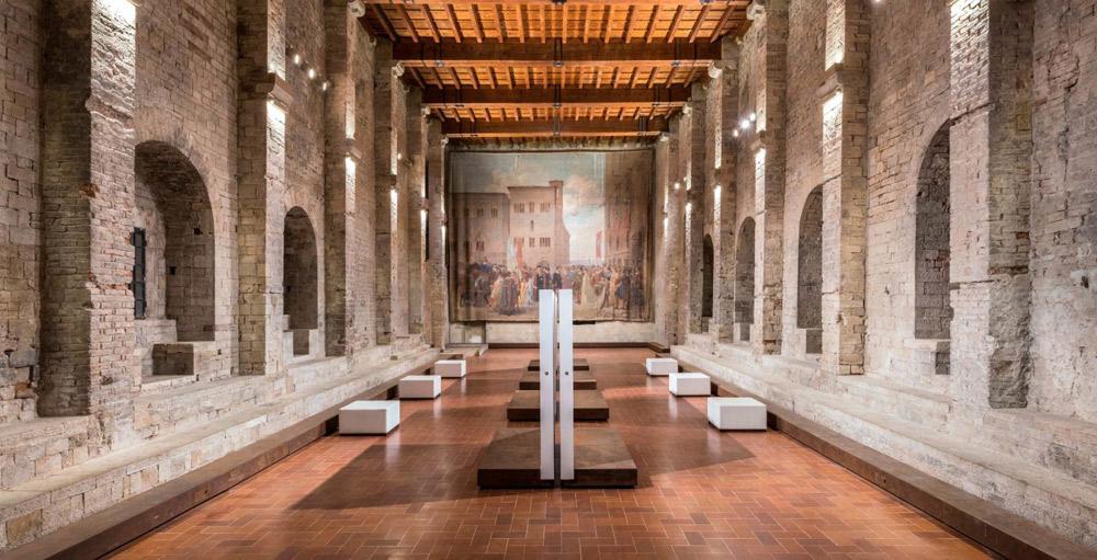 """Da Piero della Francesca a oggi: a Todi la mostra """"De Prospectiva Pingendi"""" esplora i nuovi scenari della pittura italiana"""