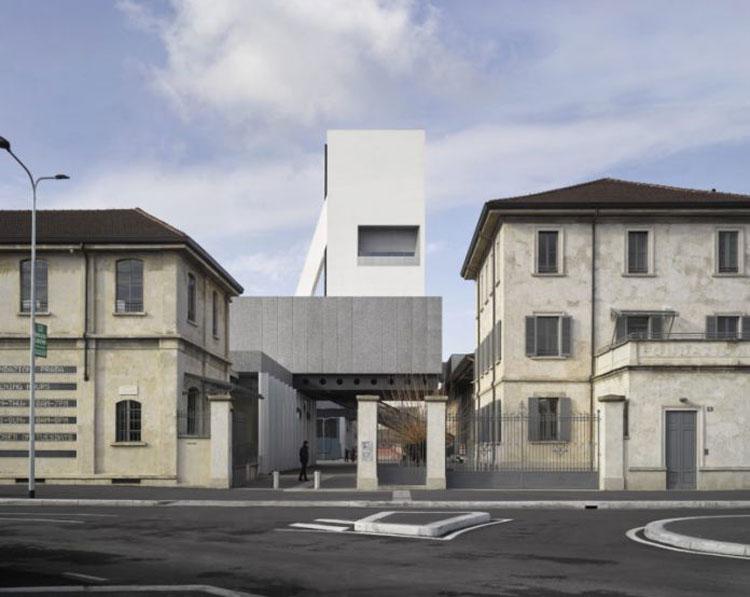 A breve aprirà al pubblico la Torre della Fondazione Prada