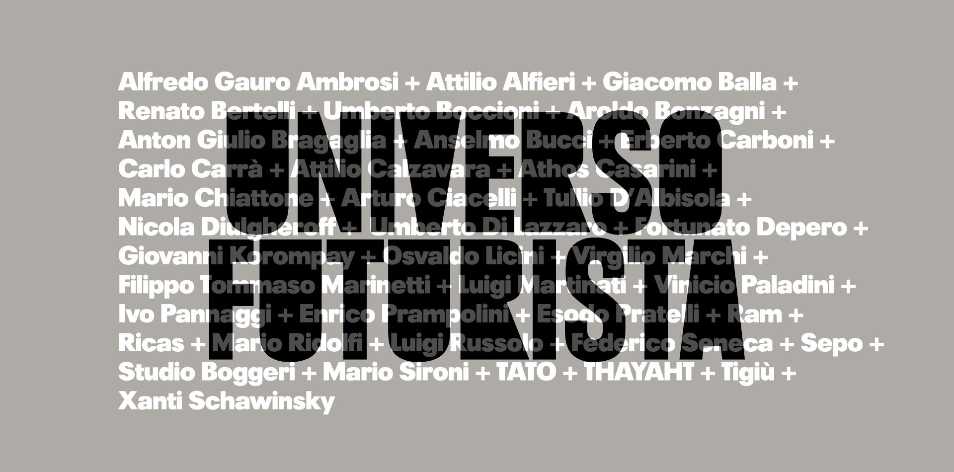 Bologna, apre la Fondazione Massimo e Sonia Cirulli e parte con una mostra sul futurismo, da Marinetti a Boccioni