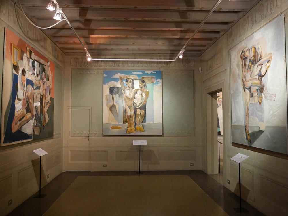 Palazzo Pitti ospita la prima monografica in Italia di Tesfaye Urgessa