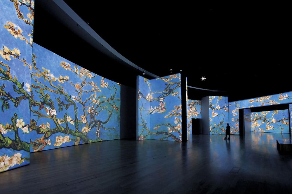 Van Gogh Alive, mostra aperta fino al 2 aprile
