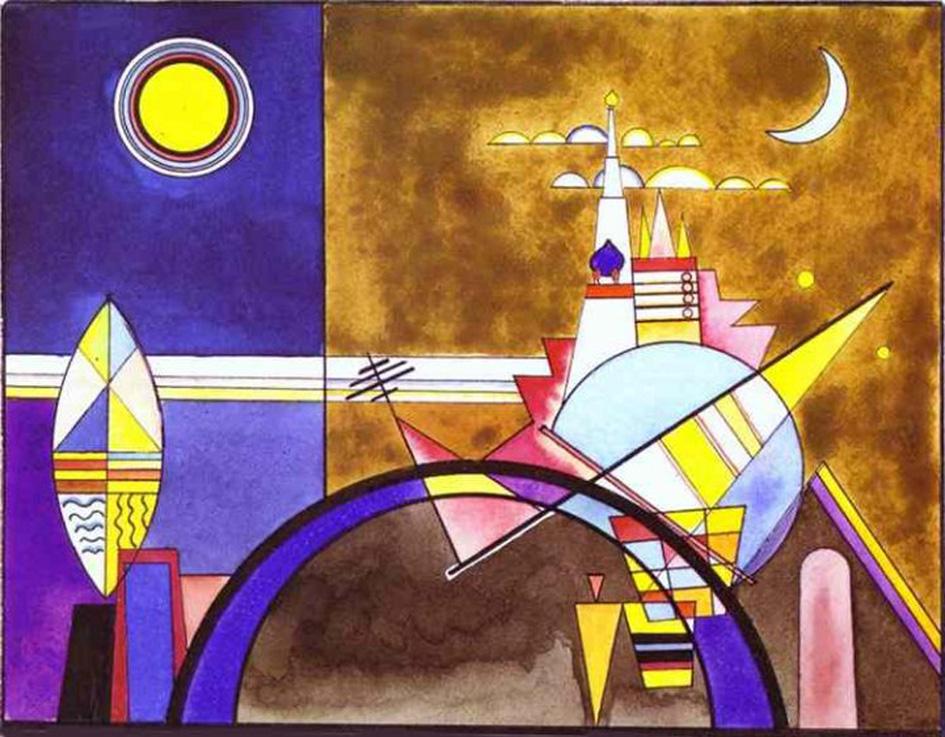 La mostra su Kandinsky a Reggio Emilia prorogata fino al 18 marzo
