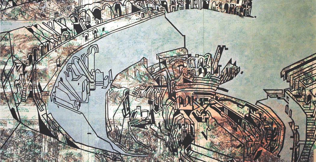 Il Colosseo secondo Gerhard Gutruf in mostra ai Mercati di Traiano