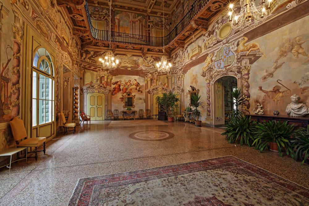Un capolavoro barocco nelle campagne pontremolesi: visite guidate a Villa Dosi Delfini