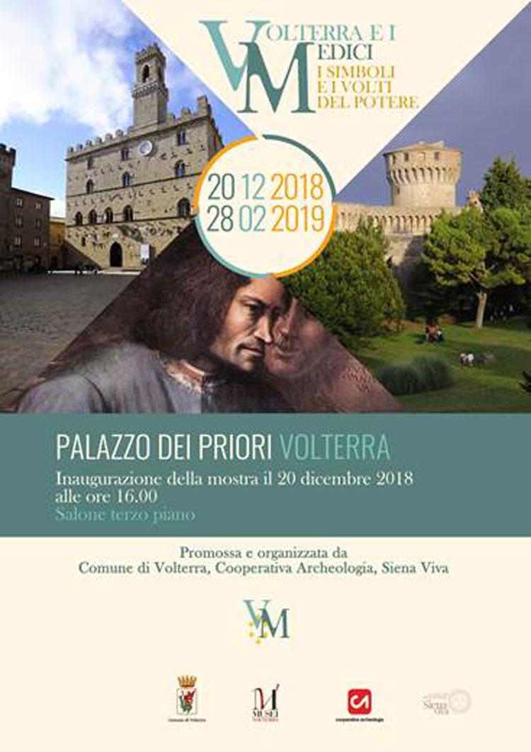 Volterra e i Medici: una mostra per i due anni di riprese della fortunata serie televisiva