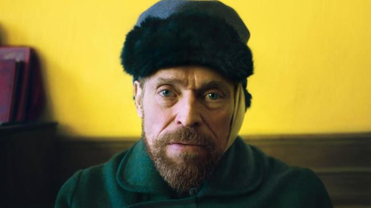 Il nuovo film su Van Gogh con Willem Dafoe esce nei cinema il 3 gennaio