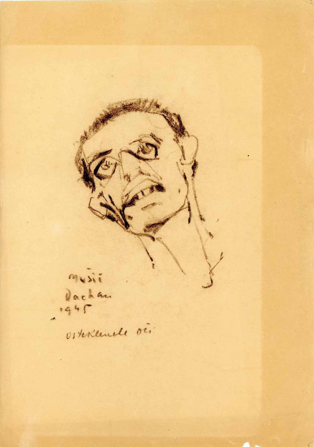 I toccanti disegni di Zoran Music a breve in mostra al Museo Revoltella