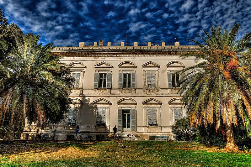 Il Museo di Villa Croce