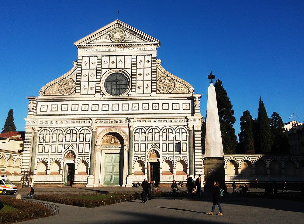 Firenze, la Basilica di Santa Maria Novella. Ph. Credit Finestre sull'Arte