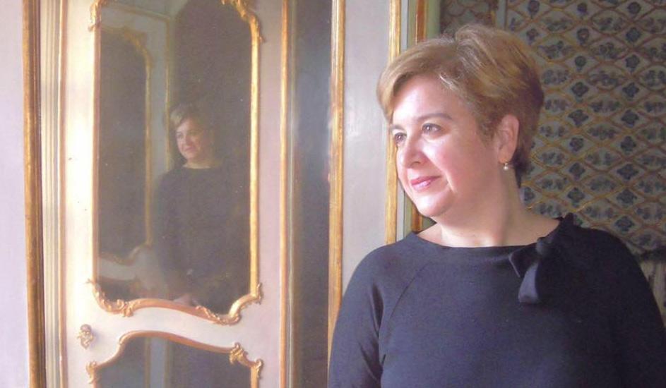 Il direttore Serena Bertolucci