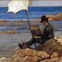 """""""Amo il mare perché nato in una città di mare"""". Il mare nella pittura di Giovanni Fattori"""