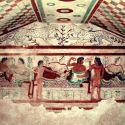 A tavola con gli Etruschi: i banchetti, la cucina, cosa e come si mangiava nell'antica Etruria