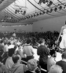 Le fotografie degli archivi di Fondazione Fiera Milano in mostra alla Triennale