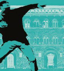 Per la prima volta a Palazzo Medici Riccardi una mostra dedicata a Banksy