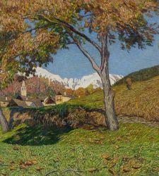 Armonie verdi: il paesaggio dalla Scapigliatura al Novecento in mostra a Verbania