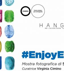 #EnjoyEternity: mummie e smartphone a Torino