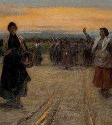 Il duro lavoro delle donne tra Otto e Novecento: un percorso tra le opere d'arte del tempo